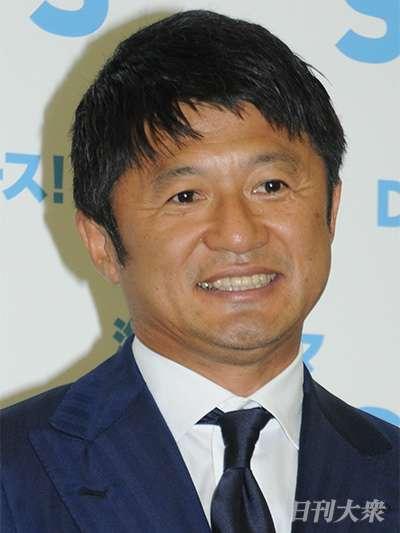 「お父さんにしか見えない」武田修宏(48)が22歳モデル・堀田茜にフラれる