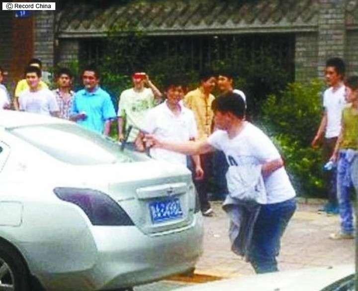 反日デモの日本車運転手襲撃事件、犯人に死刑の可能性も―中国... - Record China