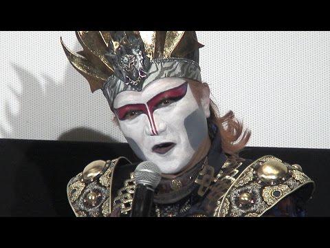 デーモン閣下が自分の曲に鳥肌立ち「悪魔でも鳥肌」と新発見 - YouTube
