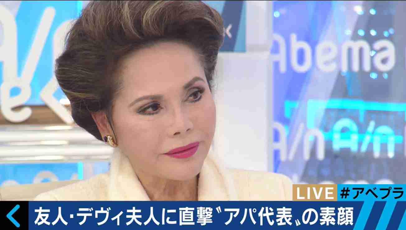 「撤回しないという姿勢を高く評価。拍手喝采」「日本の政治家は腰抜けばっかり」アパホテル元谷氏の友人・デヴィ夫人が激白 (AbemaTIMES) - Yahoo!ニュース