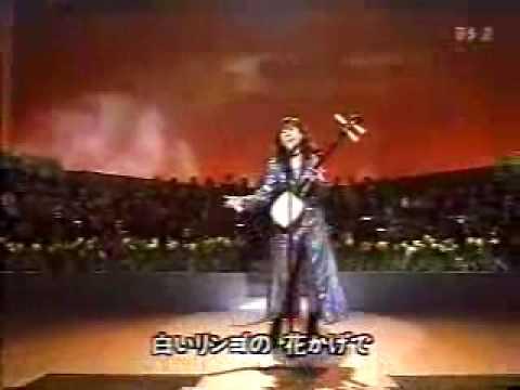 歸ってこいよ   松村和子 Live Mtv - YouTube