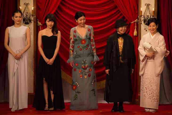 日本アカデミー賞の画像で盛り上がるトピ