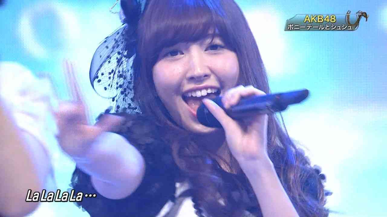 AKB48小嶋陽菜の大胆パンツ姿に「エロすぎww」