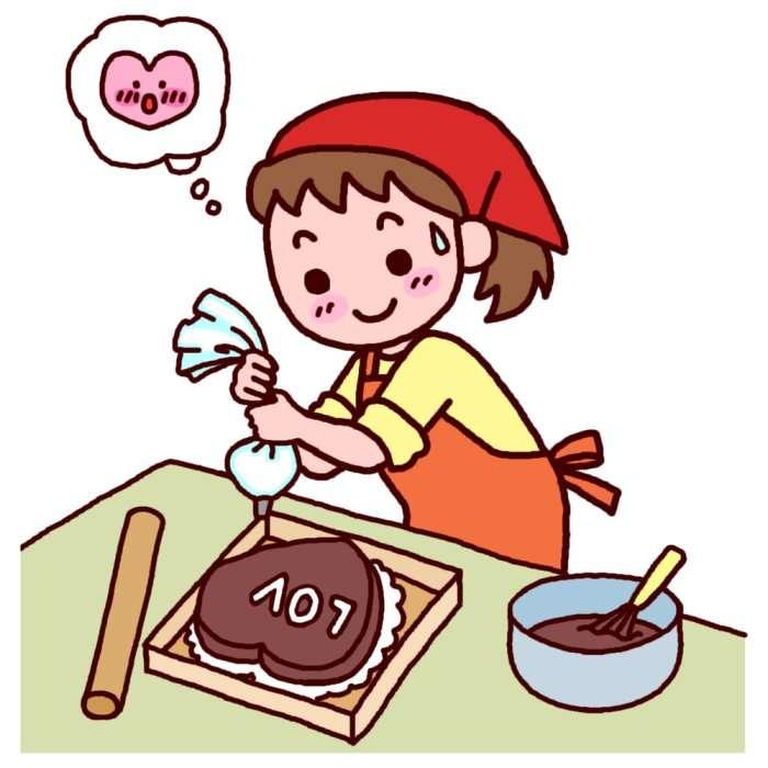 バレンタインデーに手作りチョコを貰った人!