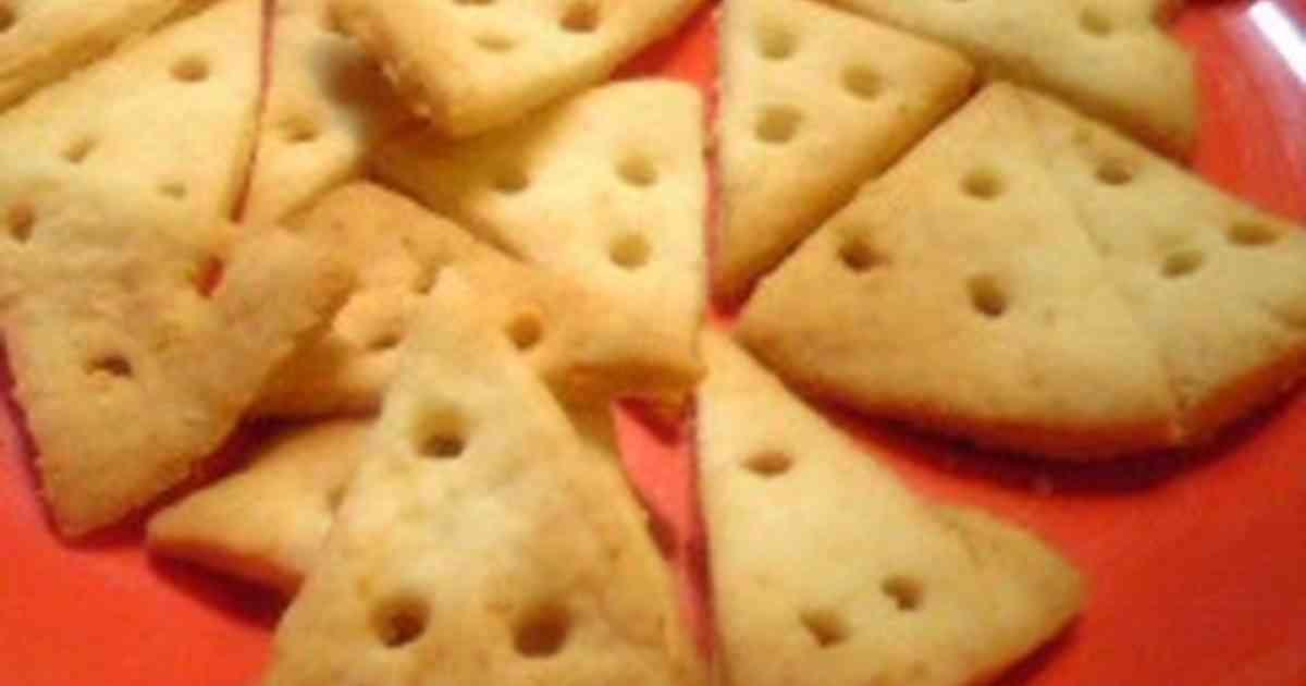 ★超簡単!粉チーズでチーザなクラッカー★ by machyper [クックパッド] 簡単おいしいみんなのレシピが260万品