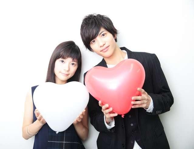 志尊淳と芳根京子のキスシーン秘話 撮影前に2人でうまい棒を食べていた - Peachy - ライブドアニュース