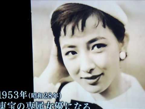 波乱の女優人生・・・有馬稲子 - YouTube