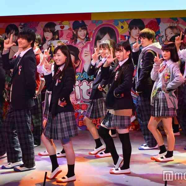 (画像1/41) 福原遥、M!LK、「Popteen」ゆらゆら、マジパンら豪華コラボ ももクロ名曲でキレキレダンス