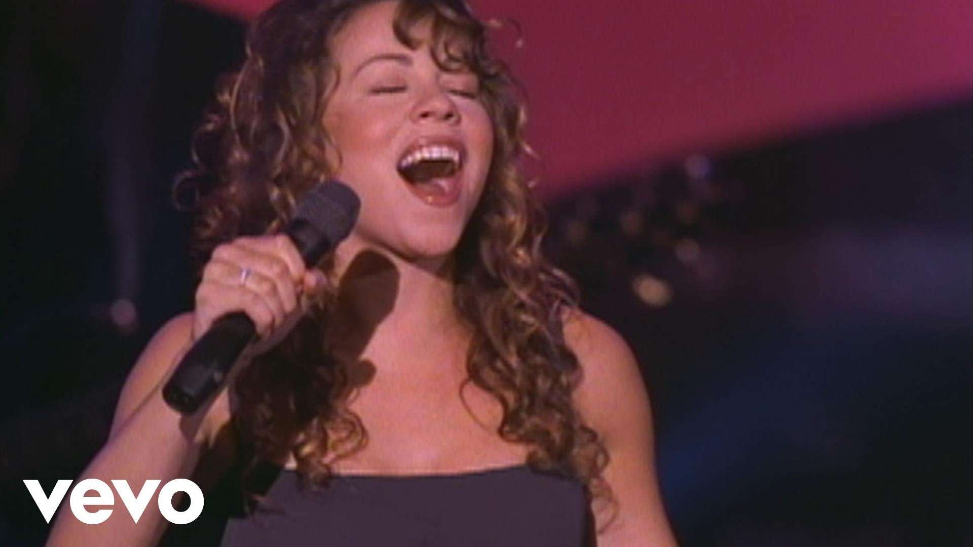 Mariah Carey - Emotions (From Mariah Carey (Live)) - YouTube