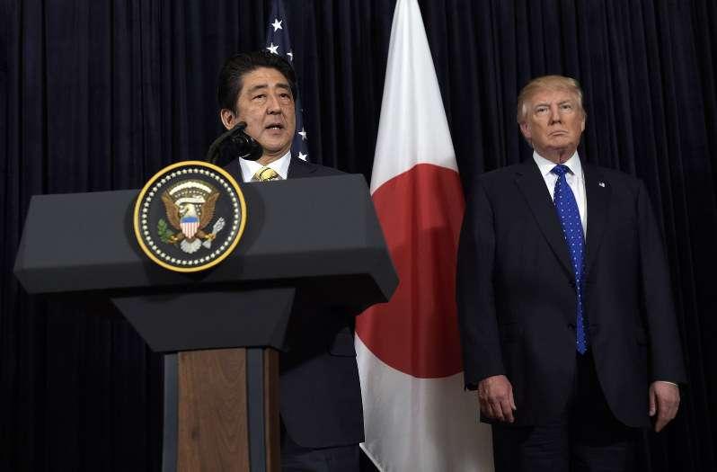 日米首脳:北朝鮮を非難 大統領「日本を100%支持」 - 毎日新聞
