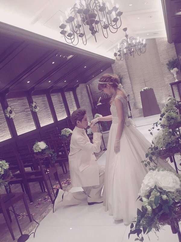 """藤田ニコル、意中のバトシンとの""""ウェディング""""実現「結婚は女の子みんなの夢」"""