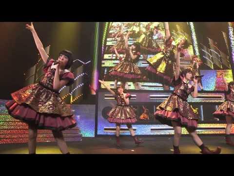 【8人初公演】永遠に中学生 - 私立恵比寿中学【グランキューブ】 - YouTube