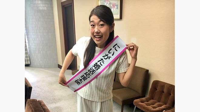 横澤夏子が語る婚活パーティーの良さ 100回参加、新潟婚活大使にも就任