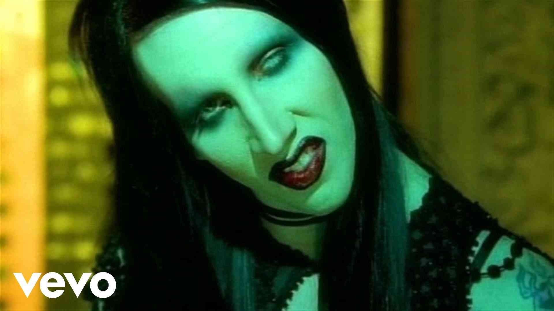 Marilyn Manson - Long Hard Road Out Of Hell - YouTube
