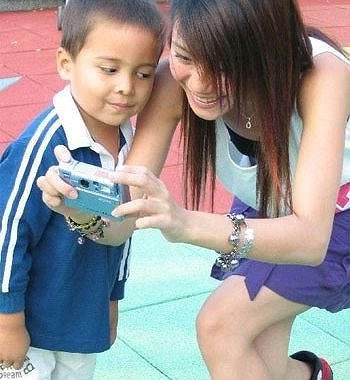 子どもの面白い一言や行動。