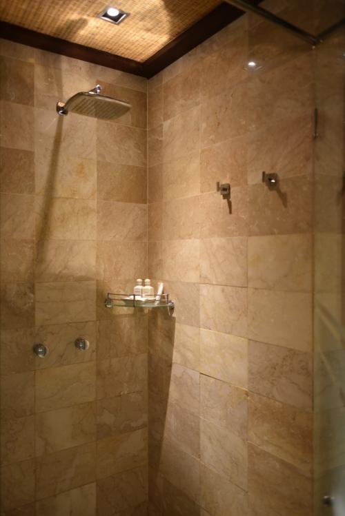 「欧米のシャワーの難易度はこんな感じだよね…」共感されていたイラスト