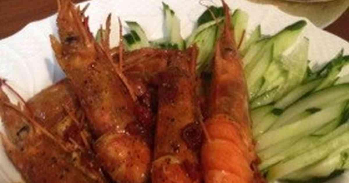 赤海老のシンガポール風ペッパーソース by Annnanna [クックパッド] 簡単おいしいみんなのレシピが260万品