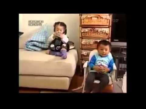 【探偵!ナイトスクープ】 『5歳と言い張る2歳の息子』 - YouTube