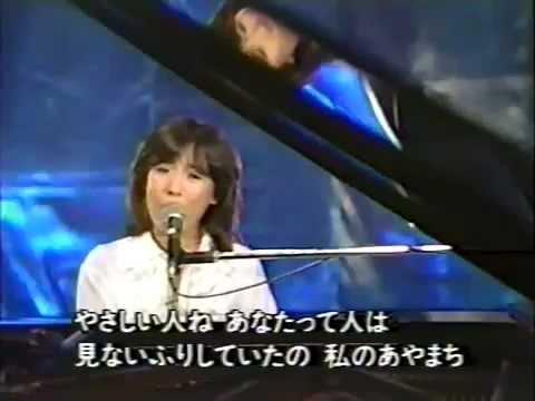 プレミアム・シンフォニック・コンサート2月11日開催!「みずいろの雨」 - 八神純子 Beautiful Japanese Song - YouTube