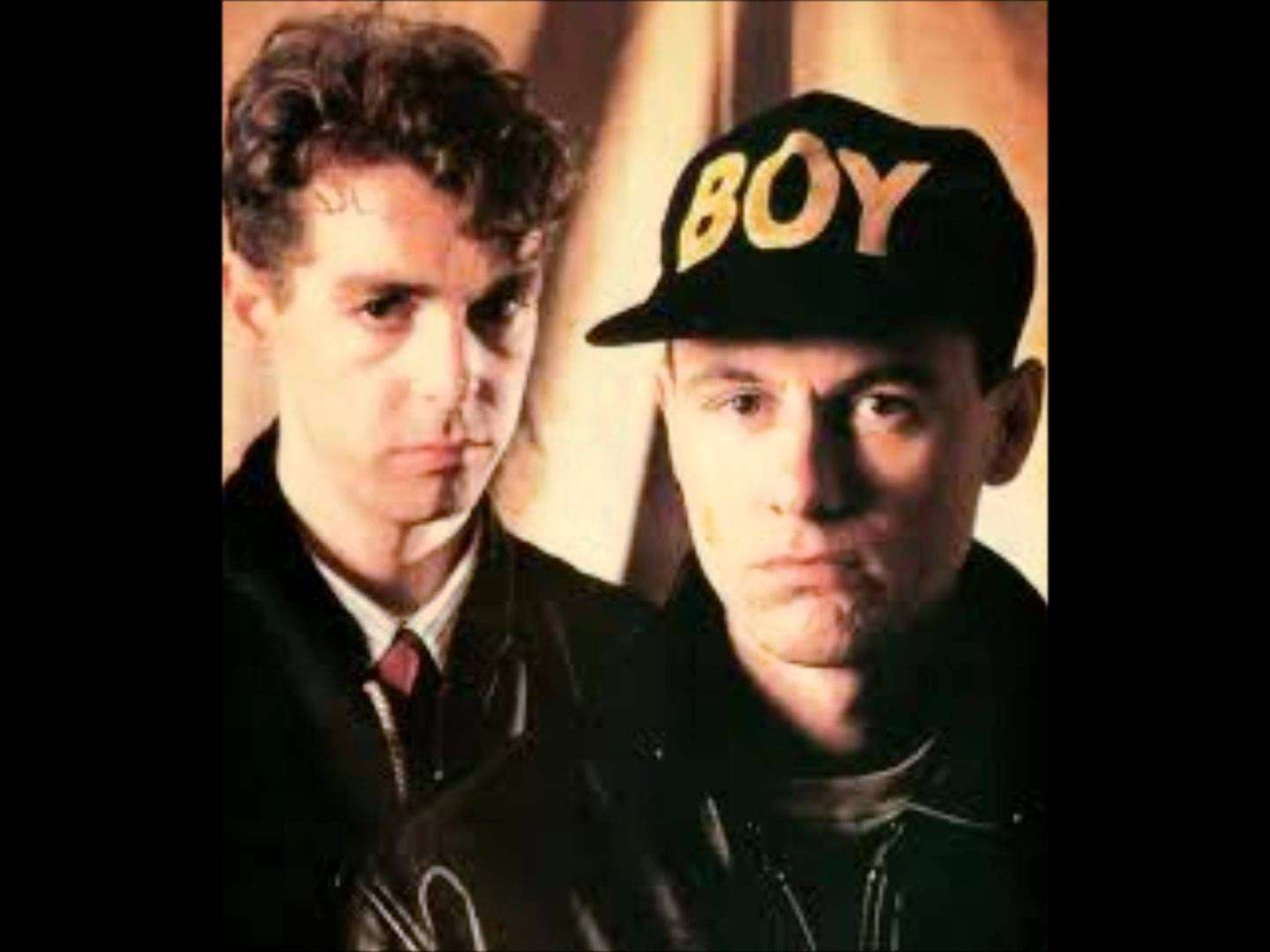 pet shop boys where the street have no name - YouTube