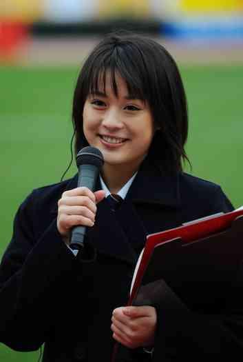 選抜高校野球 応援イメージキャラクターに岡田結実さん