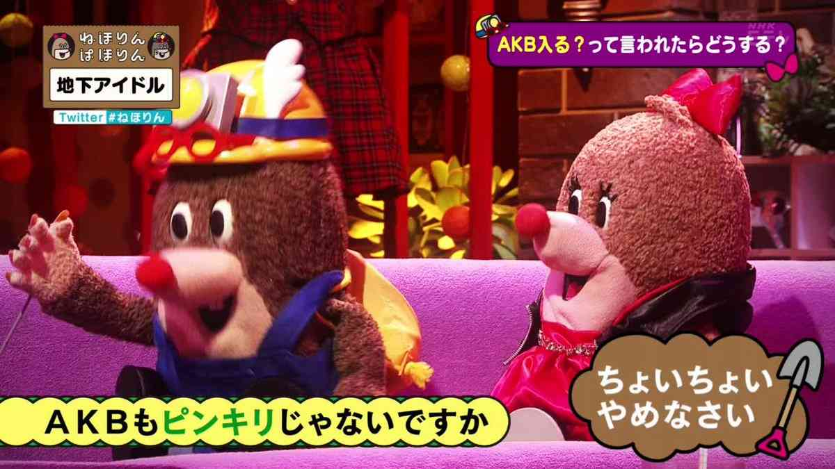 NHKで秋元康が豚となって放送されるw