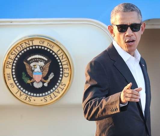 もう大統領じゃないオバマ氏、キャップを後ろにかぶりバカンス | Front Row