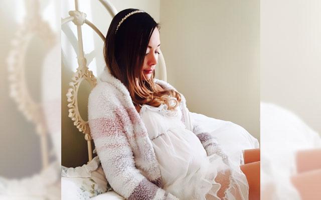 妊娠8ヶ月でもオシャレを楽しむ♡土屋アンナのマタニティーコーデがステキ!  –  grape [グレイプ]