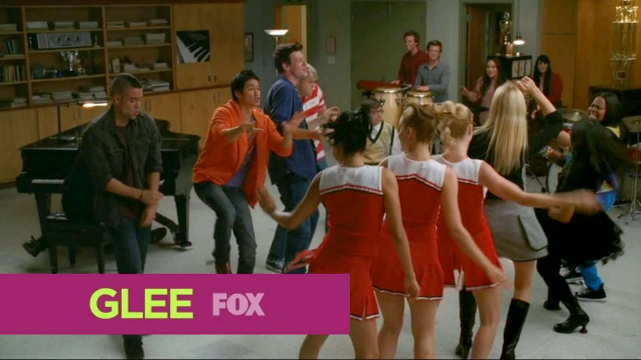GLEE - Full Performance of ''Forget You'' from ''The Substitute'' - YouTube