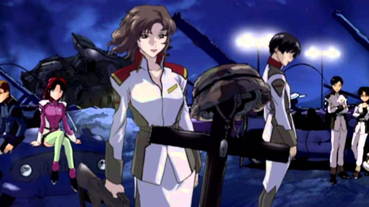Gundam SEED Ending 1 - Full Song | Official Music Video - YouTube