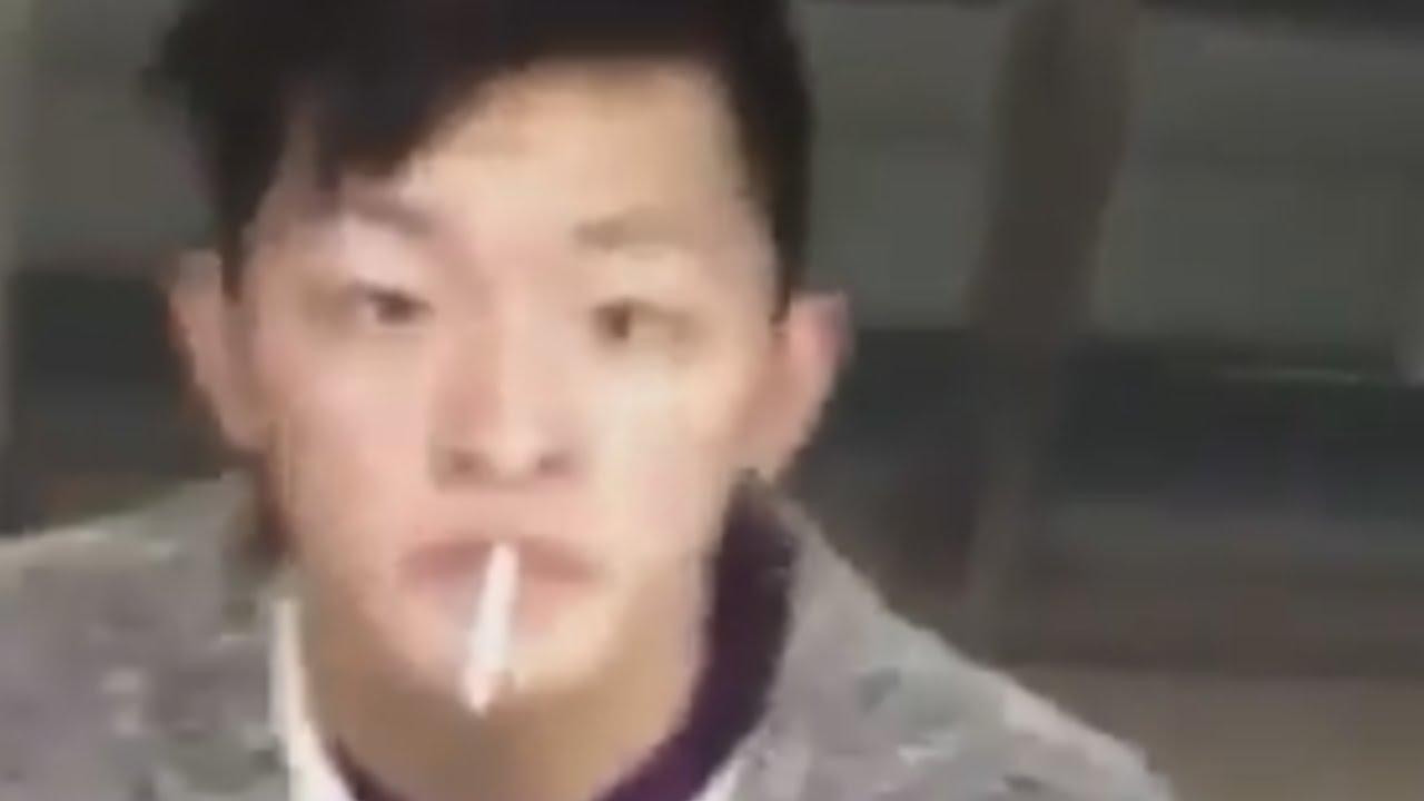 【バカッター】DQNが北九州モノレールの線路に飛び降り動画を公開… 未成年喫煙も - YouTube