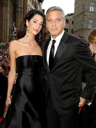 ジョージ・クルーニーがパパデビューへ 妻が双子を妊娠