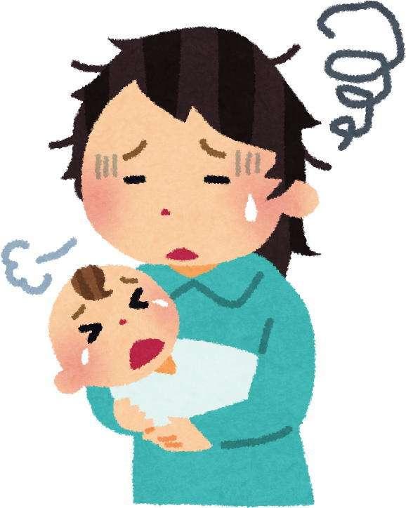 子供の病気がすぐうつっちゃうママさん
