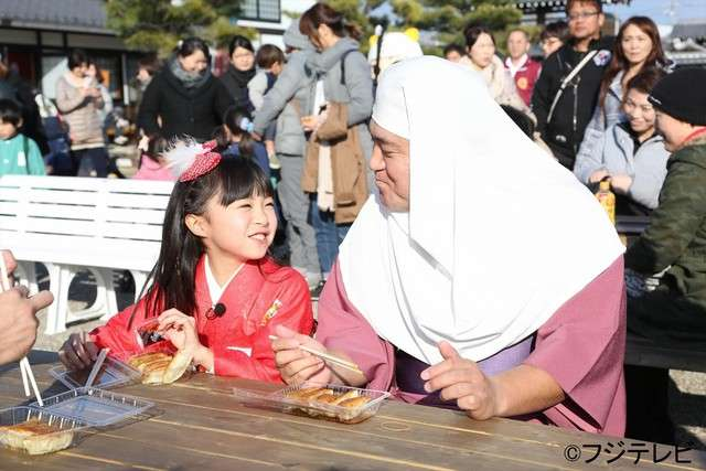 アンタ山崎「直虎」ゆかりの地へ、ハマカーン浜谷は「真田丸」ツアー - お笑いナタリー