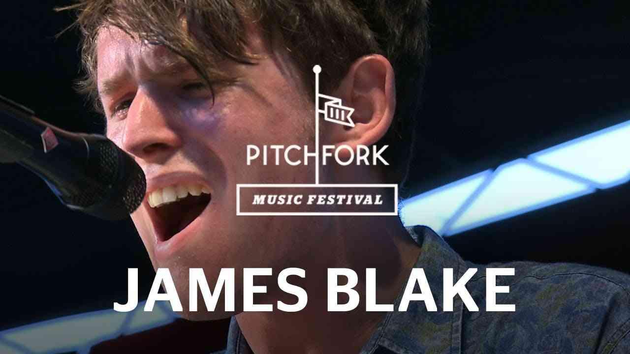 James Blake - CMYK - Pitchfork Music Festival 2011 - YouTube