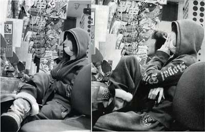 """俳優の勧修寺玲旺(かんしゅうじ・れお)、""""叔母""""後藤真希とそっくり2ショット"""