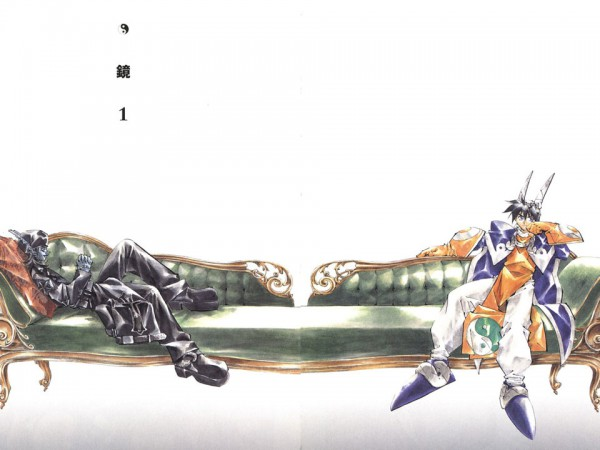 封神演義 (漫画)の画像 p1_26