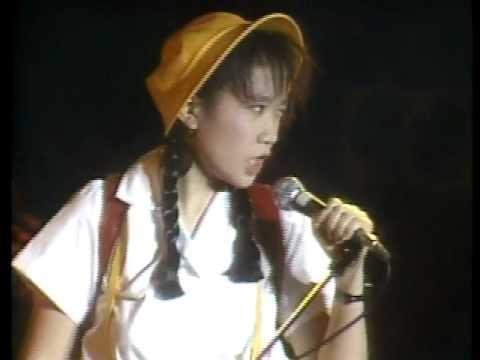 戸川純 / 玉姫伝〜ライヴ含有 / 05. レーダーマン - YouTube