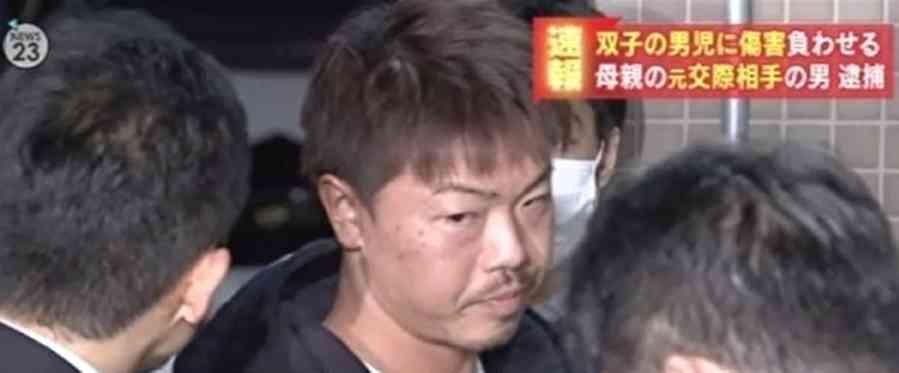 双子を植え込みに投げる、傷害容疑で母の元交際相手逮捕