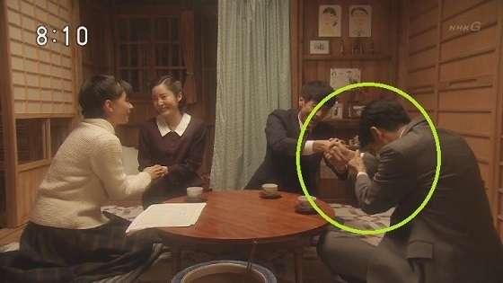 正しい歴史認識、国益重視の外交、核武装の実現 朝鮮式握手!NHK朝ドラ「べっぴんさん」で朝鮮式お辞儀に続き朝鮮式作法のステマ!日本破壊工作
