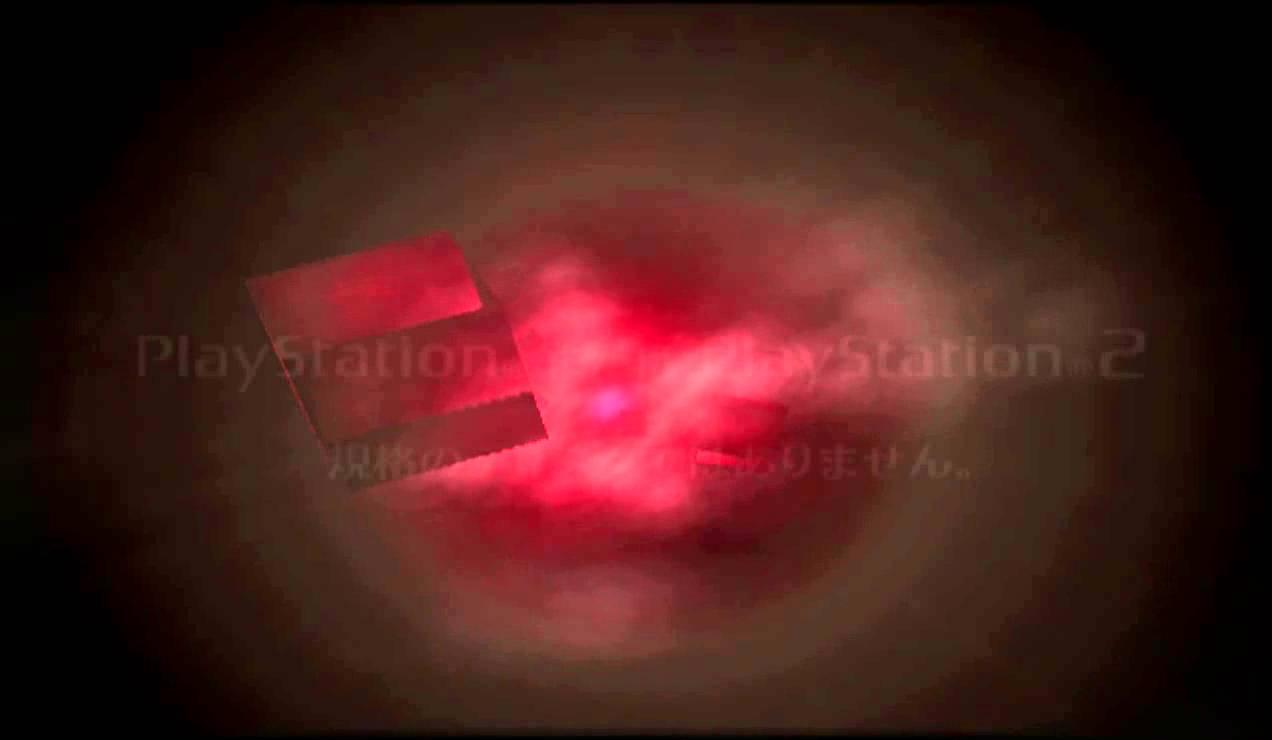 PS2 起動時 エラー表示画面 - YouTube