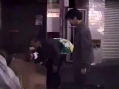 新宿ホームレス親子 後編 - YouTube