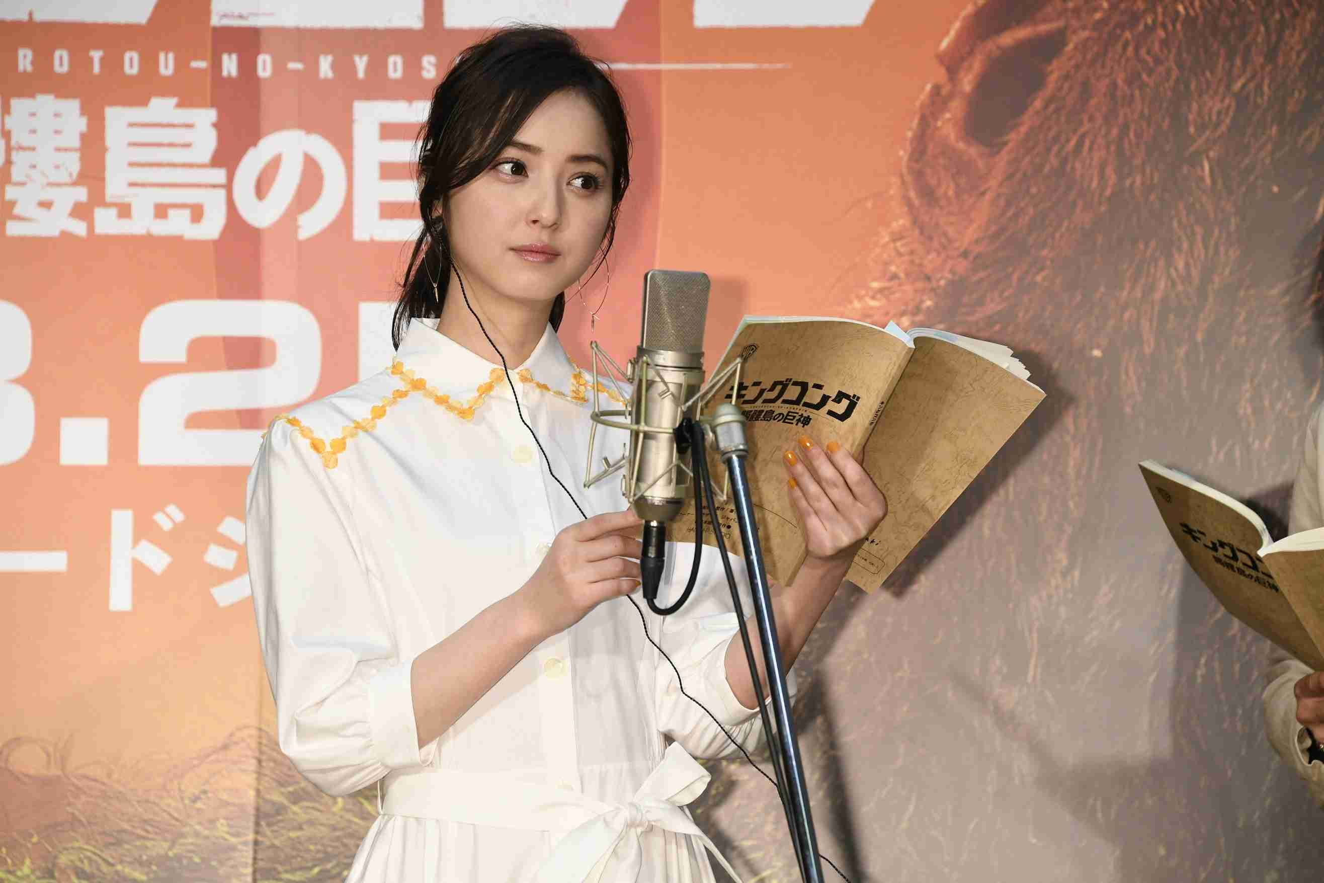 佐々木希のヘタすぎる公開アフレコに「篠田麻里子の二の舞い」を危惧する声