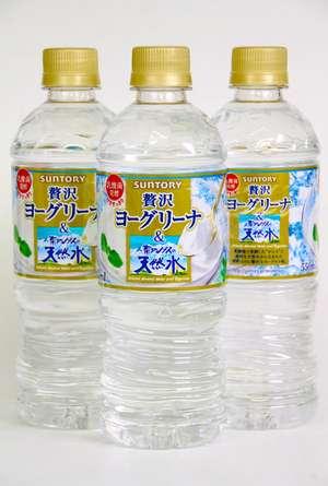 レモンジーナに続き…サントリー、ヨーグルト味天然水も「売れすぎで一時販売中止」まるで
