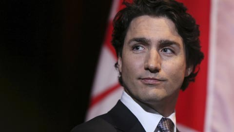 イケメン過ぎると話題のカナダ首相…彼を見たトランプ大統領の長女イヴァンカさんの表情がこちら