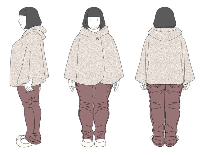 大きいサイズさん、服はどこで買ってる?