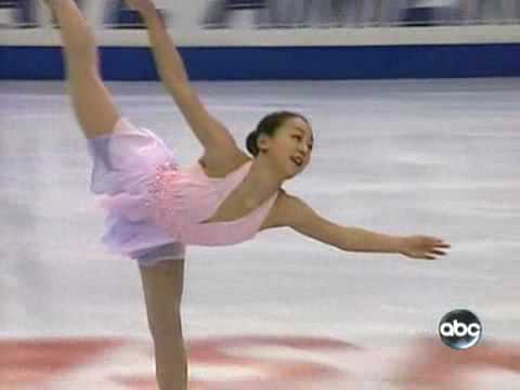 Mao Asada - 2006 SA  SP +Interview (ESPN) - YouTube
