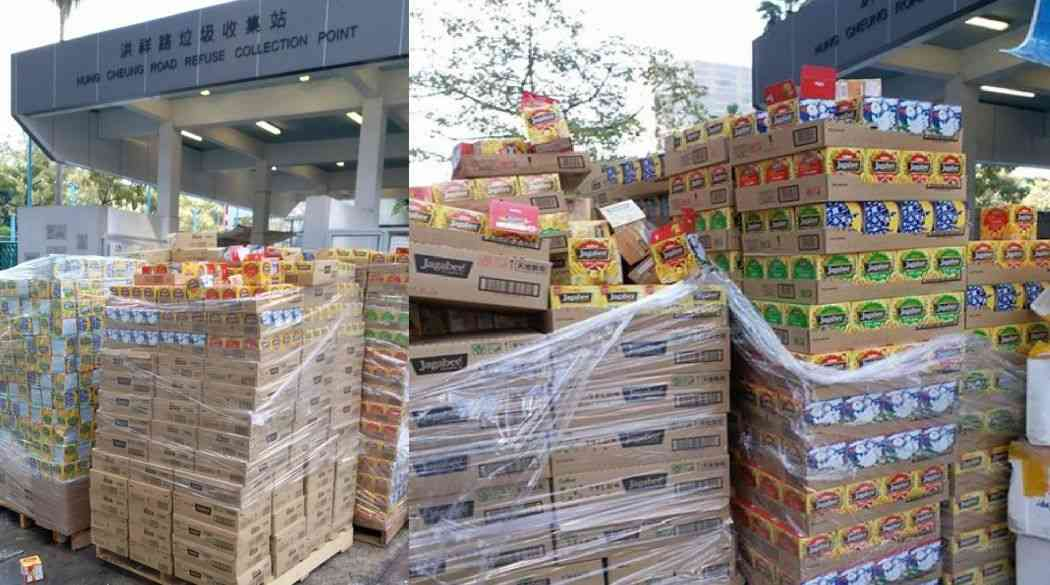 Calls for 'Good Samaritan' law after 8,000 just-expired boxes of crisps dumped | Hong Kong Free Press