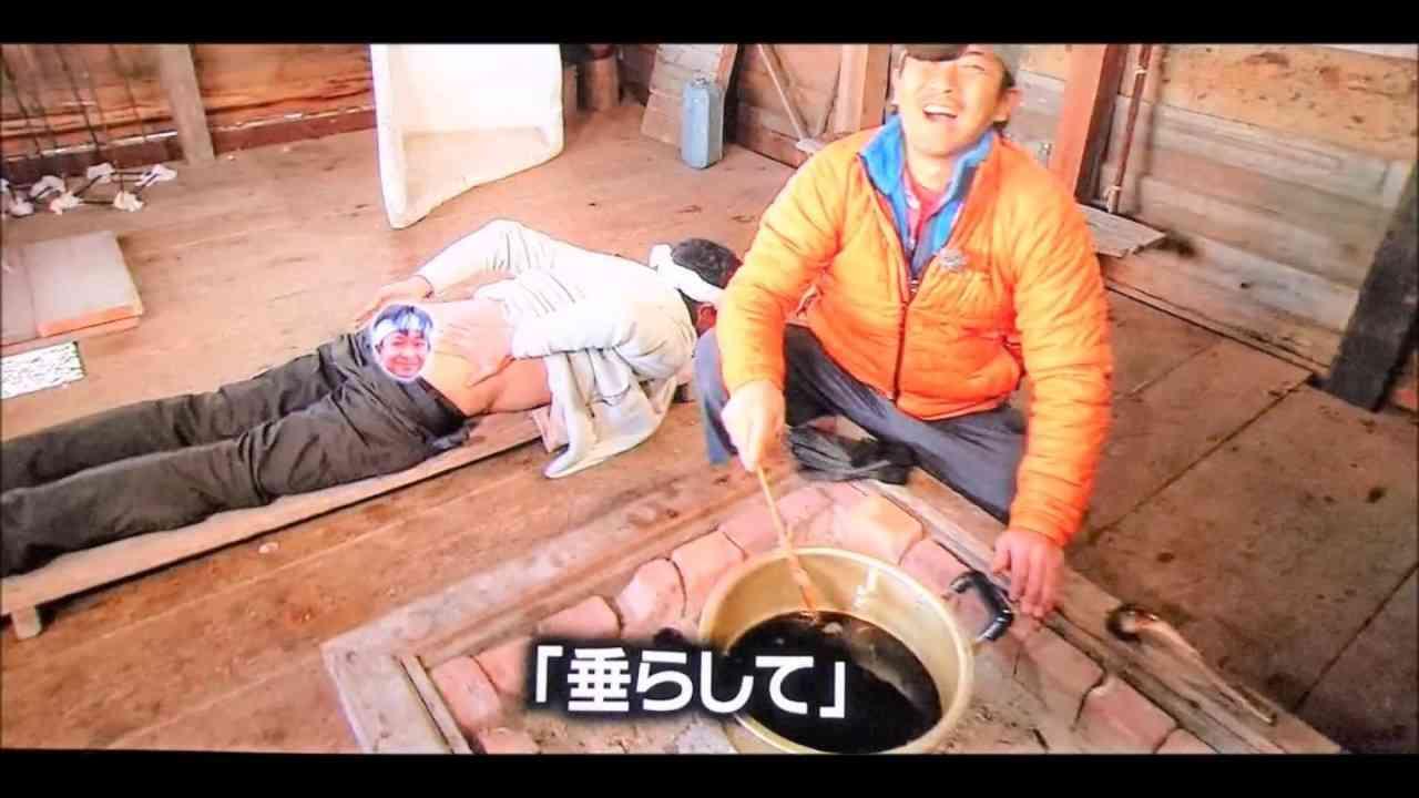 """【ローソク垂らして!!】""""城島茂リーダー(46)""""『SMロウソクプレイ』を全国に晒すwww - YouTube"""