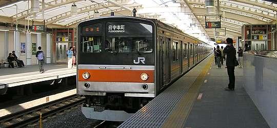 武蔵野線ユーザーの方